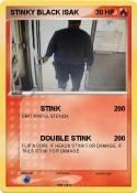 STINKY BLACK