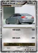 Audi a8 Break
