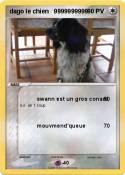 dago le chien