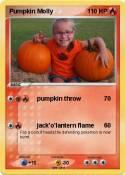 Pumpkin Molly