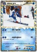 skieur pro