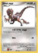 Great Jaggi
