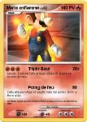 Mario enflammé