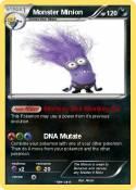 Monster Minion