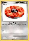 Spinner ITEM