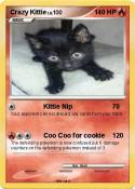 Crazy Kittie
