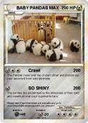 BABY PANDAS MAX