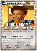 THE Brock Obama