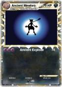 Ancient Mewtwo