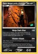 Dark Ninja Lord