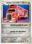 camion coca