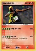 Usain Bolt EX