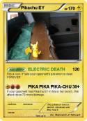 Pikachu EY