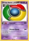 Chrome Bamer