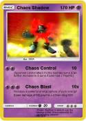 Chaos Shadow