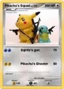 Pikachu's Squad