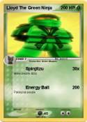 Lloyd The Green