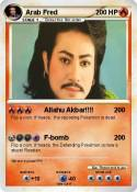 Arab Fred