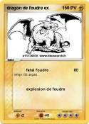 dragon de