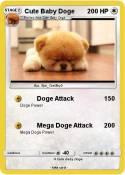 Cute Baby Doge