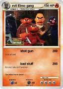 evil Elmo gang