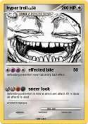 hyper troll