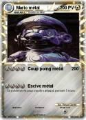 Mario métal