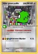 Killer green