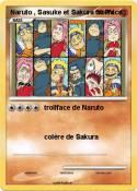 Naruto , Sasuke