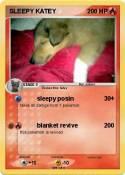 SLEEPY KATEY