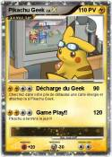 Pikachu Geek