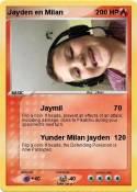 Jayden en Milan