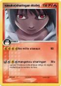 sasuke(sharingan