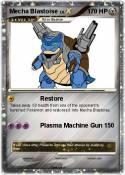 Mecha Blastoise