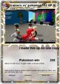 trainers vs'