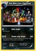 Star Wars (Vote