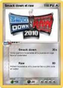 Smack down et