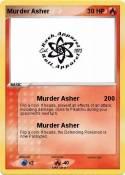 Murder Asher