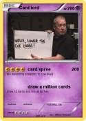 Card lord