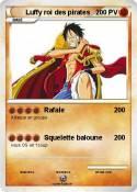 Luffy roi des