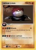 cartman x-men