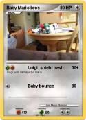 Baby Mario bros