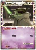 Domo Yoda