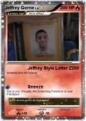 Jeffrey Gorne