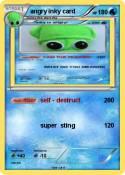 angry inky card