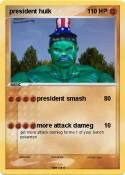 president hulk