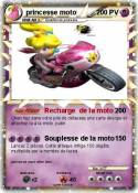 princesse moto