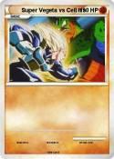 Super Vegeta vs