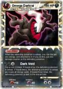 Omega Darkrai