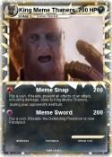 King Meme